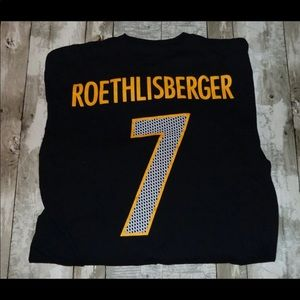 Steelers Roethlisberger T-Shirt